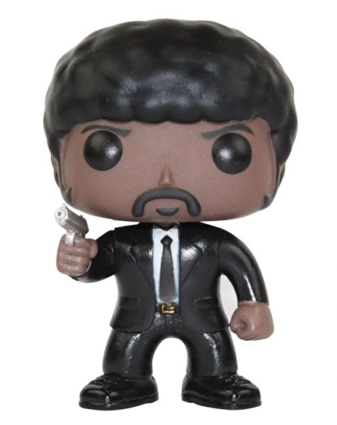 Funko Pulp Fiction Jules POP Renkli